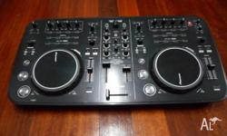 Up for sale is a barely used Pioneer DDJ Ergo K special