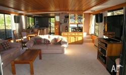 Deja Vu Double Storey houseboat SOLD by Anchorage,