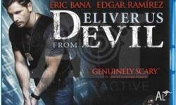 Deliver Us From Evil (Blu-ray) - Brand new and sealed