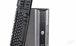 DELL 755 USFF CORE 2 DUO ...FAST AND DELIVERED FREE