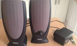 For Sale is a pair of Dell A215 Speakers The speakers