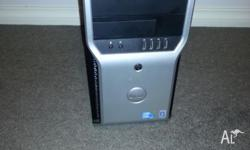 UP FOR SALE IS A DELL DESKTOP PC IN EXCELLENT