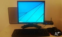Up for Sale is Dell OptiPlex 755 SFF Windows 8.1