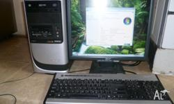 DELL /HP/ACER COMPLETE SYSTEM WIN7/ WIN8/XP LCD