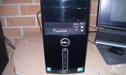 DELL INSPIRON 530S INTEL CORE2DUO E7500 2.93 GHz CPU 3