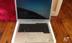 Dell Inspiron laptop in good working order. WINDOWS 10,