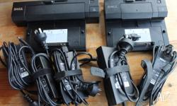 5 Different types of DELL Laptop Power Adapters ONLY