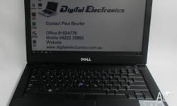 The Dell Latitude i7 Laptop modle E6410 is designed for