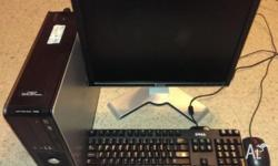 For Sale is small form factor high quality Dell