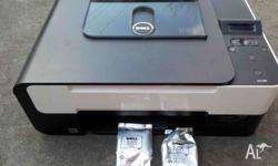 DELL V305 inkjet colour printer and scanner perfectly