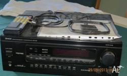 Denon AV Surround Receiver AVR 1400 - very good