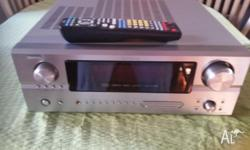 I am selling my Denon AVR-2805 receiver, 2 x Athena
