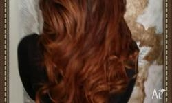 - Tape Hair Extensions - Micro Bead Extensions - Weft