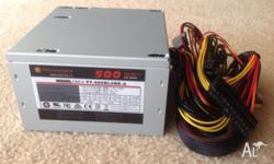Have a spare desktop power supply to sale, never used.