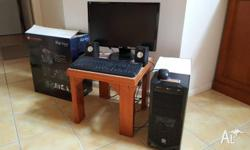 Desktop Computer System For sale: Clean Install Windows