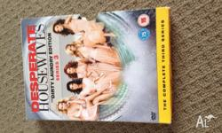 "Desperate Housewives DVD, ""Dirty Laundry Edition"" 3rd"