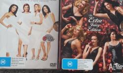 Selling Desperate Housewives season 1 and 2. Perfect