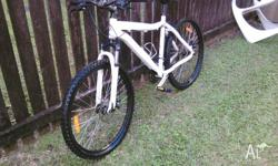 i have a 2012 diamondback axis 26in mountain bike frame