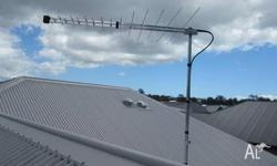 Digital TV Antenna installation FROM $180 Digital TV