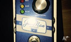 For sale is a digitech jamman ..its in as new