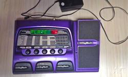 DigiTech Vocal300 Vocal Effects Processor I have had