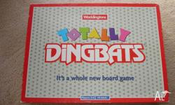 Totally DINGBATS by Waddingtons Will Drive you NUTS!!!