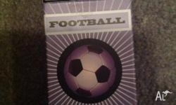 I have two games for sale: Dippers Footy Challenge