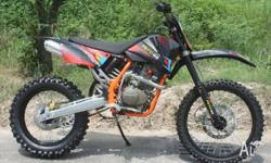 DIRT BIKE,DIRT BIKE PSTO 250cc,2011, DIRT BIKE, 250cc,
