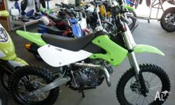 Dirt Bike / Trail 250cc Full Size - Zongshen Engine 2010 for