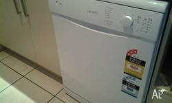 White Bellini Dishwasher, - good condition and easy to