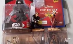 INCLUDES; - Disney Infinity 3.0 Starter Pack (NO BOX)