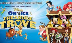 DISNEY ON ICE TREASURE TROVE 3 JULY 2.30 HISENSE ARENA