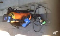 Dive gear, medium size BC, not used for 10years $200.