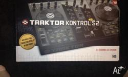 Native Instruments Traktor S2 - still in the box,