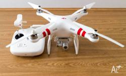 Excellent conditon DJI Phantom 2 Vision Comes with