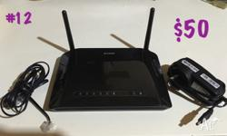 I have for sale this DLINK DSL-2740B Wireless N ADSL2+