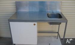 Do you need to add a sink to your outdoor kitchen