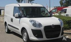 *** NEW DOBLO VAN - TURBO DIESEL - MANUAL *** With a