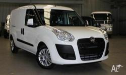 2015 Fiat Doblo Maxi Van, Long Wheel Base, Turbo