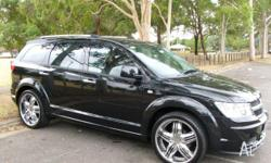 7 seater Sporty SUV with 22inch Chrome wheels,Chrome