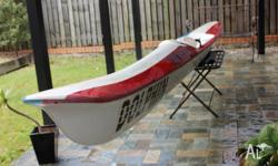 Dolphin Surf Ski - in good/average condition. 5.75m