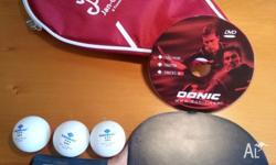 Professional table tennis gear Hand crafted Donic 1000+