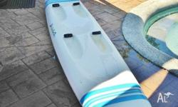 up for sale is my Double Fun Ski kayak in very good