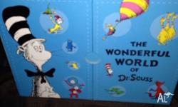 Dr Seuss collection of books in a boxed set really