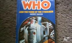 I am selling a used decent copy of Doctor Who And The