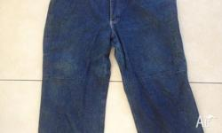Dragin jeans only worn once , near new
