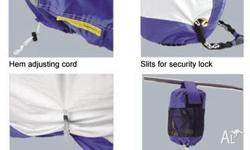 DRC Motorcycle Cover for Off Road Bikes Features:
