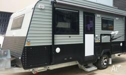 Brand new Full off road caravan built tuff ready for