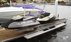 Dry Berth Boat / Jet Ski Roller System - Second Hand,