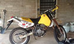 Drz 350 2001 with Rwc and 3 months rego Not elect